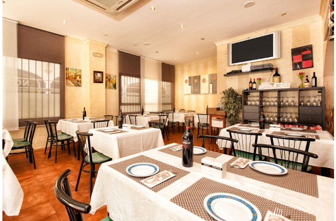 Restaurant for sale in Estepona - Costa del Sol