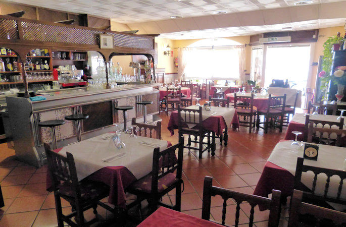 Restaurant for sale in Mijas - Costa del Sol