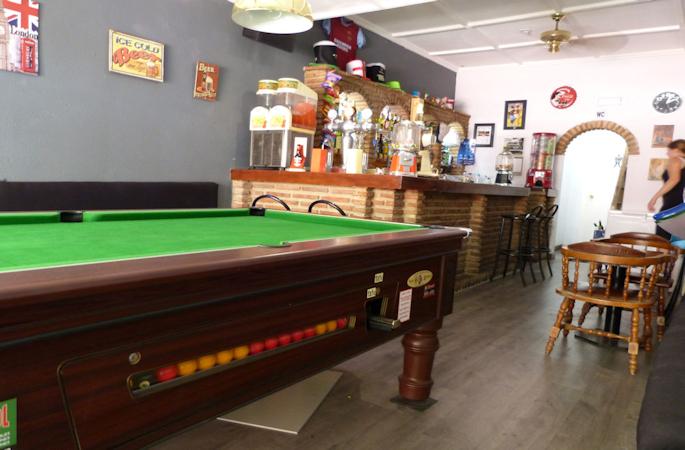 Bar/Cafe a la venta en Benalmádena - Costa del Sol