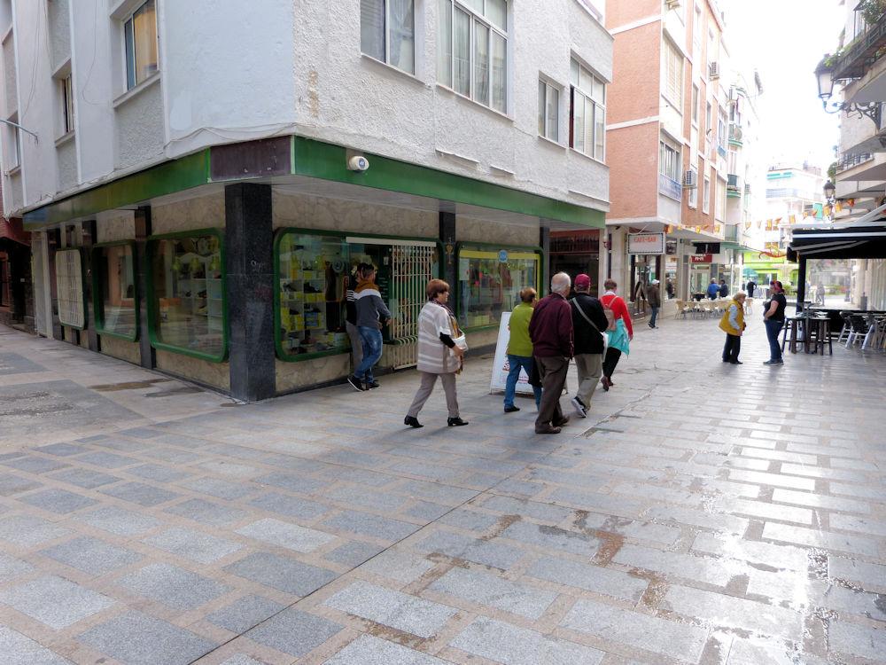 Shop for sale in Torremolinos - Costa del Sol