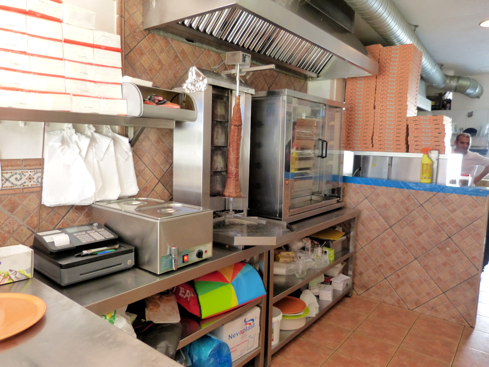 Fast food for sale in Benalmádena - Costa del Sol